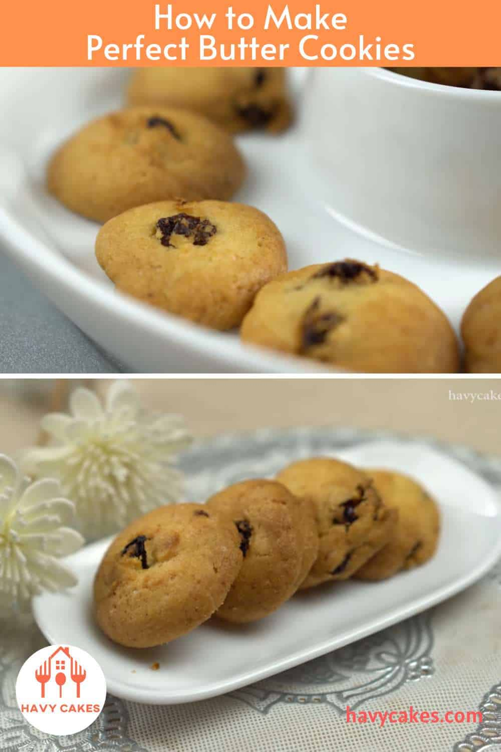 How to make Butter Cookies: Intro