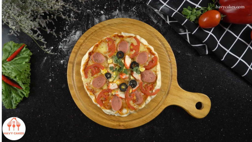 How to make pizza at home: Feature