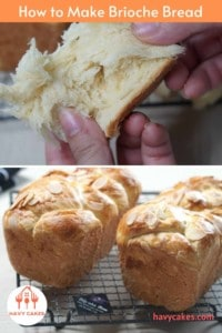 How to make brioche bread at home: End