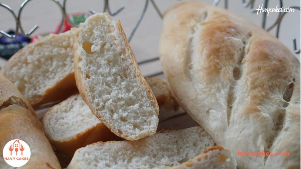 How to make perfect white bread: Feature