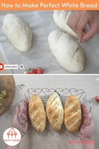 How to make perfect white bread: Step4