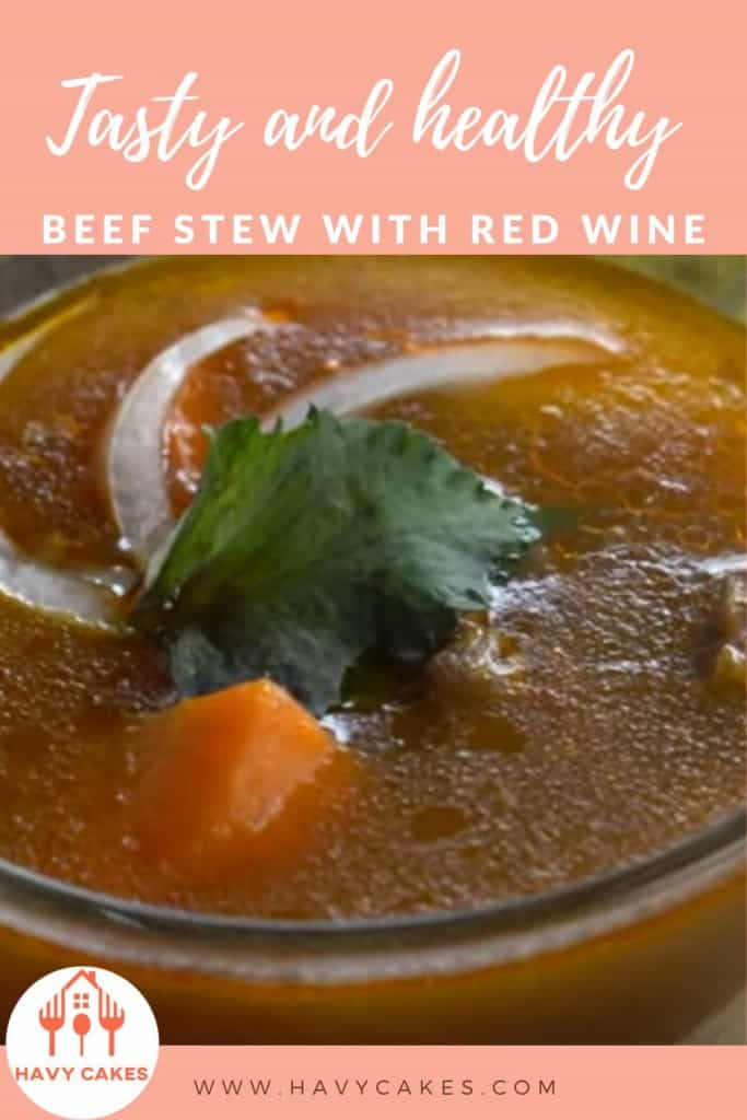 Tasty and Healthy Recipe from Beef Stew