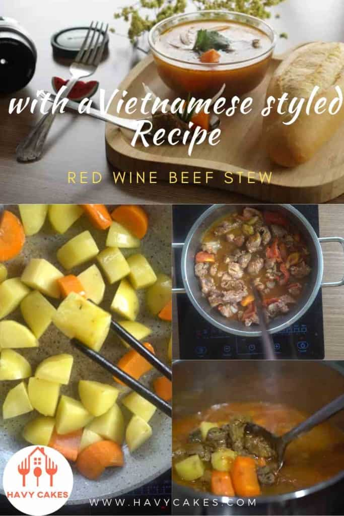 Vietnamese Styled Recipe from Beef Stew
