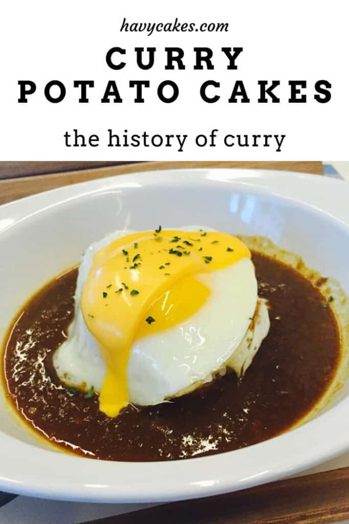 the history of curry