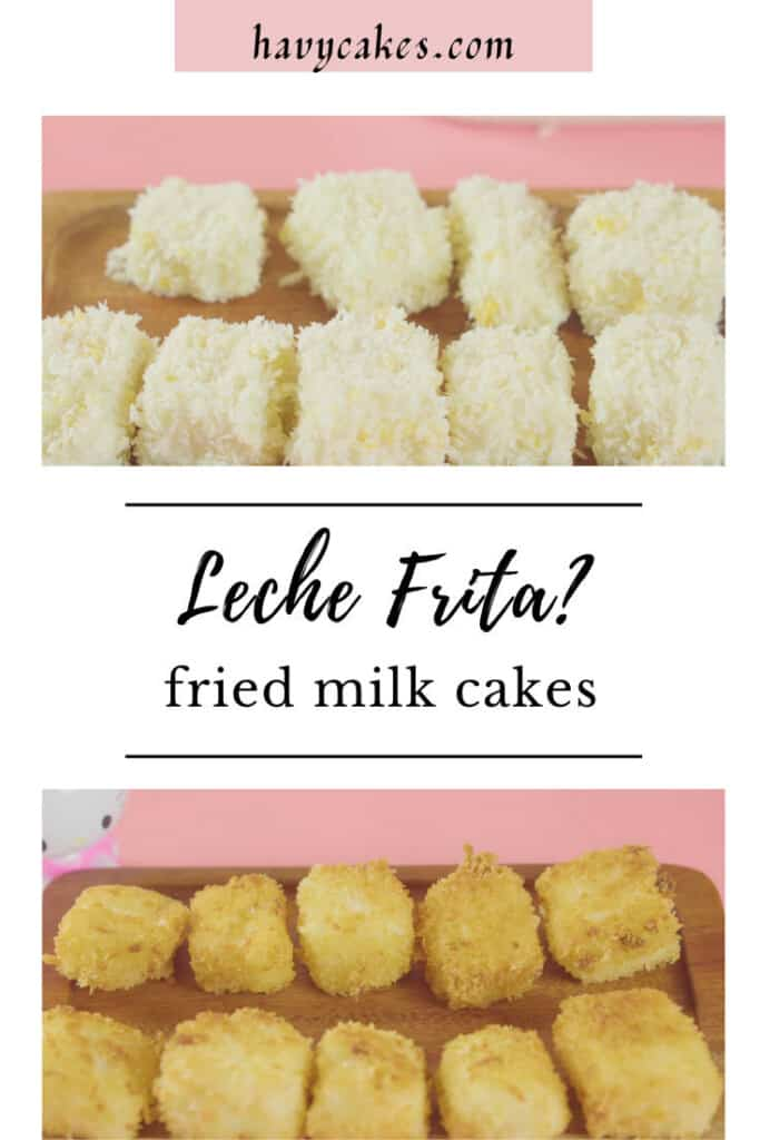 what is leche frita?