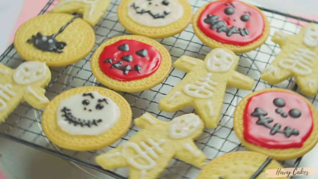 unique halloween cookie ideas