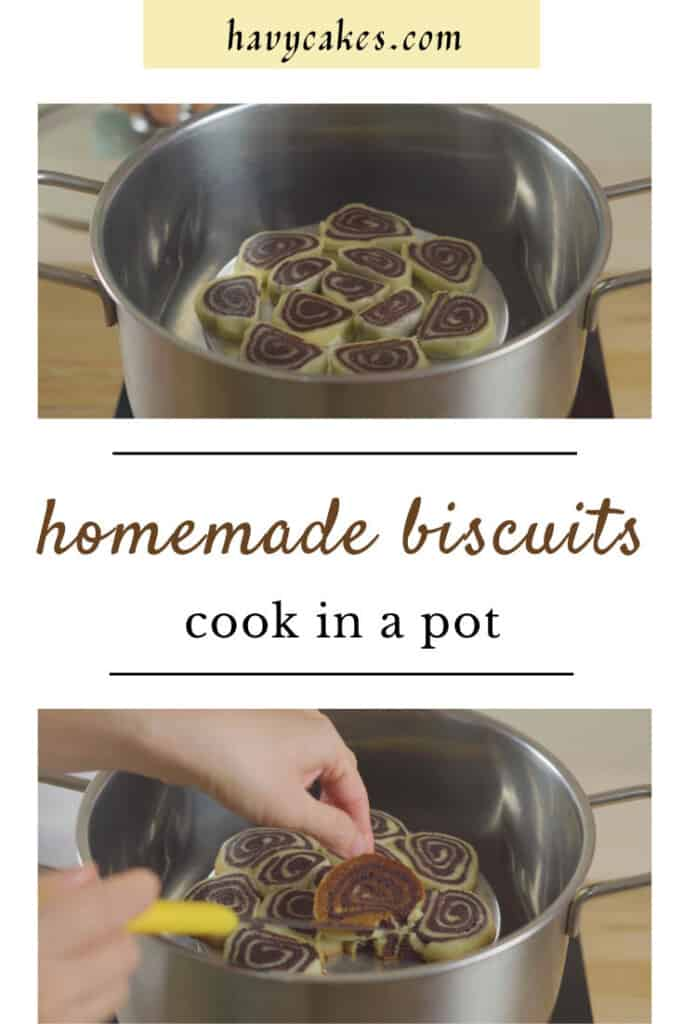 biscuits without oven