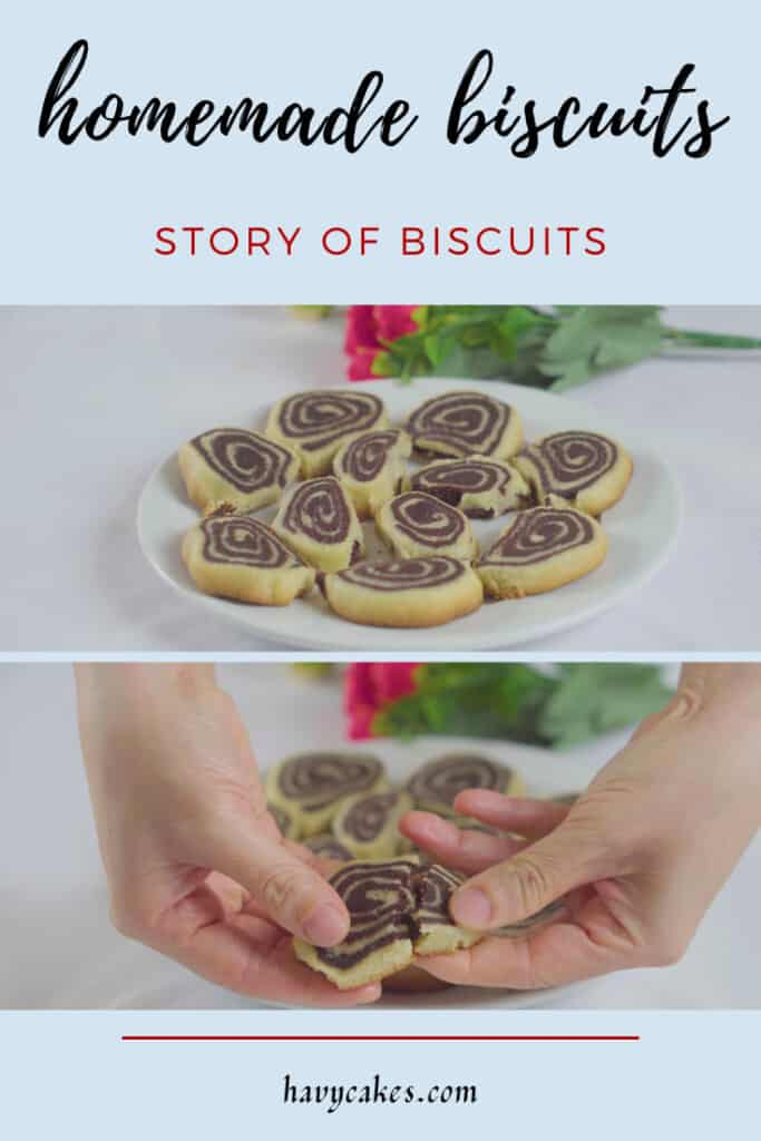 history of biscuits