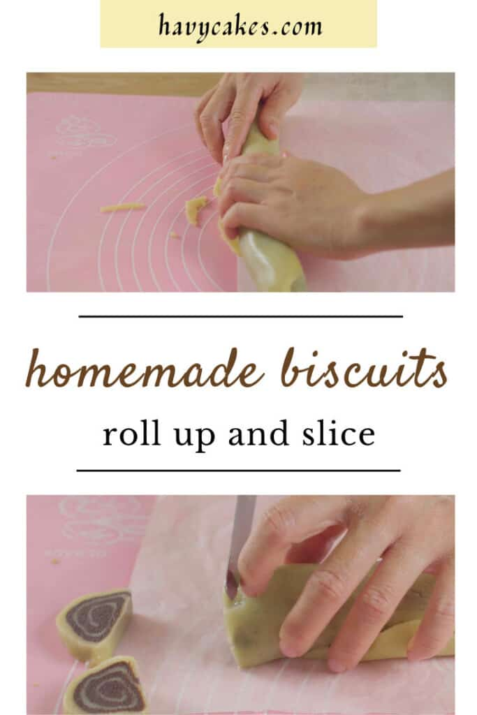 7 - roll up and slice