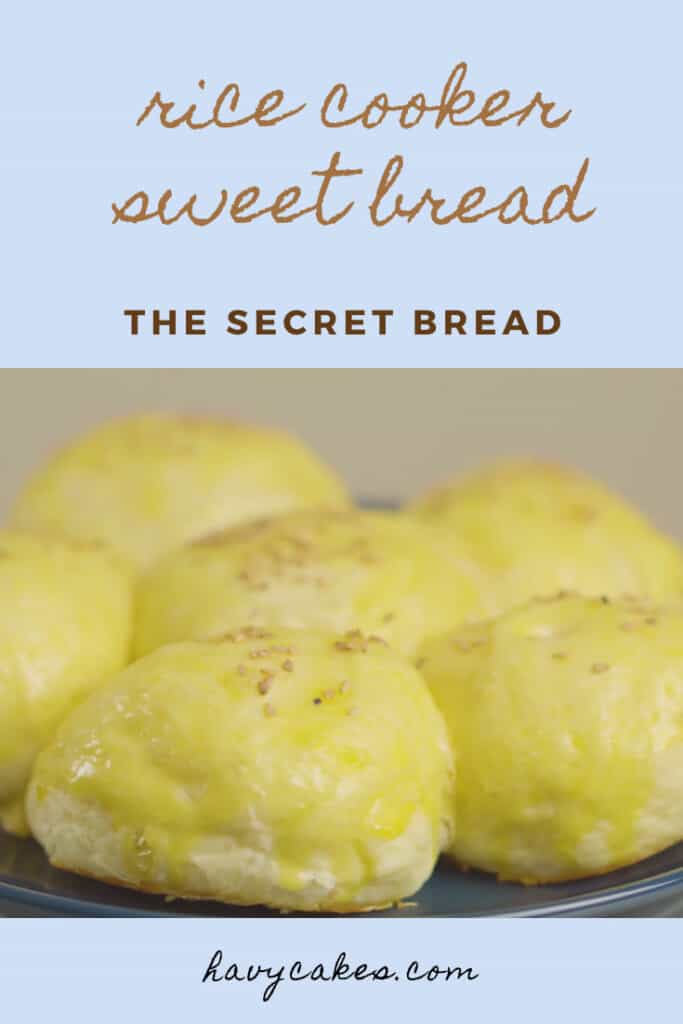 why i love sweet bread