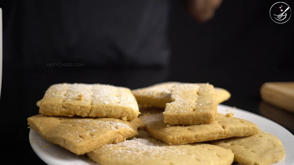 FAQ about shortbread cookies
